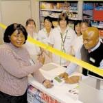 Opening Tilbury Asda Pharmacy