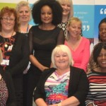 With newly qualified social workers