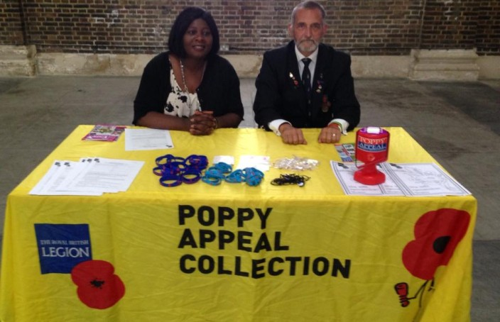 British Legion appeal